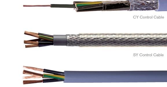 สายสัญญาณ(Control Cable)